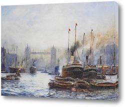 Картина Тауэрский мост Лондон