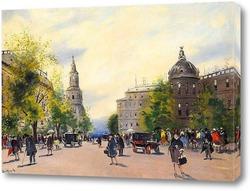 Постер Улицы большого города