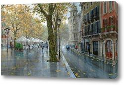 Парижские улочки 1