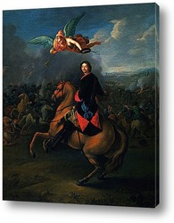 Картина Пётр I (2)