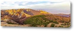 Картина Панорама Крымских гор