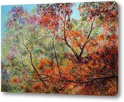 Картина Осеннее кружево