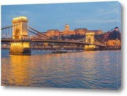 Постер Мост Сечени