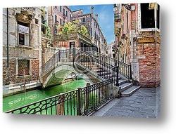 Постер View from the bridge - Venice
