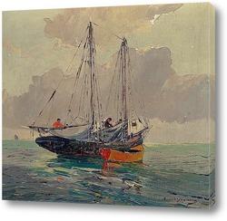 Картина На воде