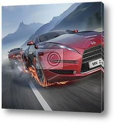 Постер Race