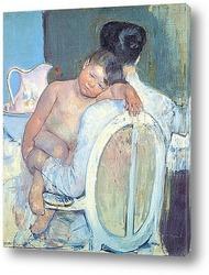 Мать и дитя, 1914