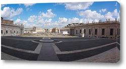 Постер Площадь Святого Петра в Риме