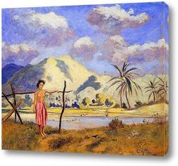 Картина Самоа