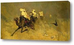 Картина Боевые верблюды