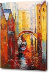 Постер Вечерняя Венеция