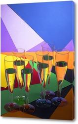 Постер Геометрия цвета - 4