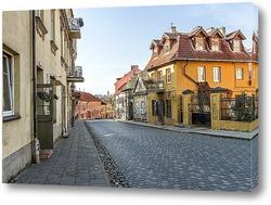 Постер Литовская столица Вильнюс