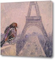 Постер Влюбленный в Париж