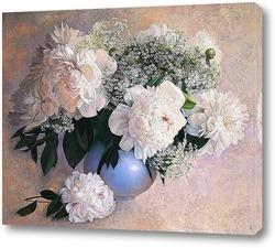 Картина Розовые пионы