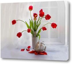 Постер Танец тюльпанов