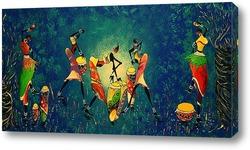 Картина Барабаны судьбы