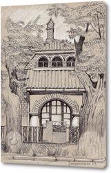 Пузатый балкон