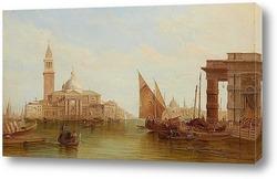 Большой канал, Венеция , 1879