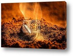 Аромат обжаренных кофейных зерен