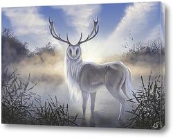 Картина Дух речного тумана