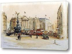 Картина Улица Пикадили