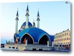 Постер Кул Шариф, мечеть