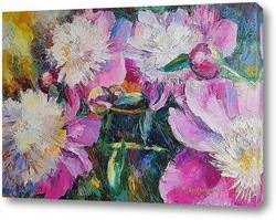 Картина Любимые цветы