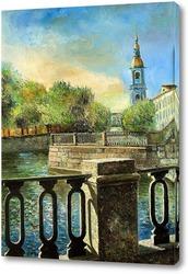 Картина Старый Петербург