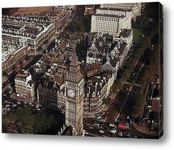 Лондонская Телефонная Будка и Big Ben