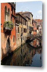 По тихим улочкам Венеции