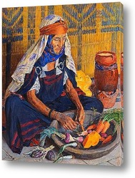Бедуинка Чандлия