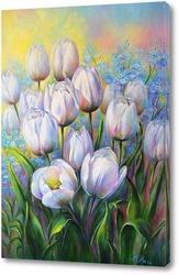 Картина Пора тюльпанов