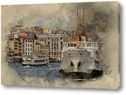 Картина Стамбул