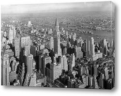 Постер Нью Йорк 1932 г.