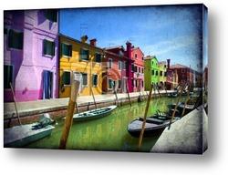 Венецинская улочка