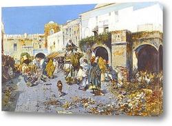 Базар Танжер.Марокко