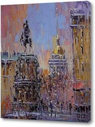 Картина Петербург
