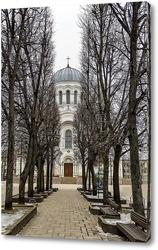Постер Каунасский собор