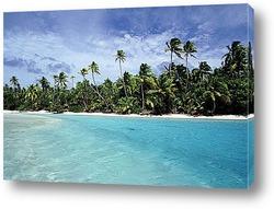 Beach at Montego Bay, Jamaica, Carribean
