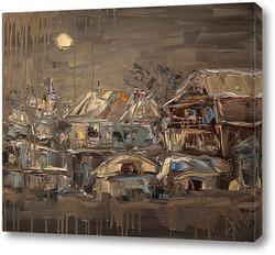 Картина На хуторе