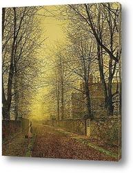 В Золотом Жаре Осени