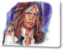 "Постер Steven Tyler ""Aerosmith"""