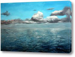Картина Океанский простор