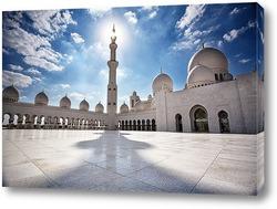 Постер Мечеть шейха Зайда