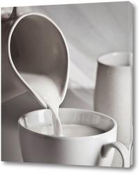 Постер Молоко