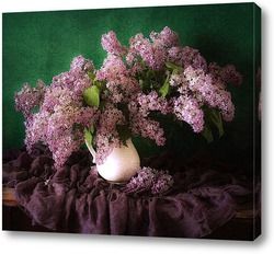 Постер Лиловые грозди