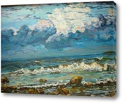 Картина «Пасмурная погода»