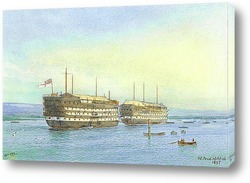 В гавани Портсмута