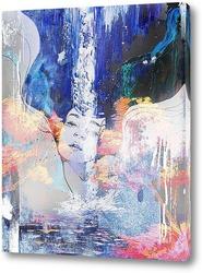 Постер Водопад эмоций